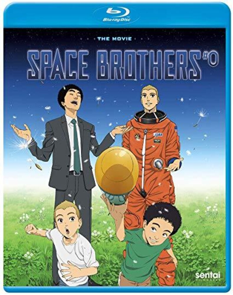 - Space Brothers #0 / (Anam)