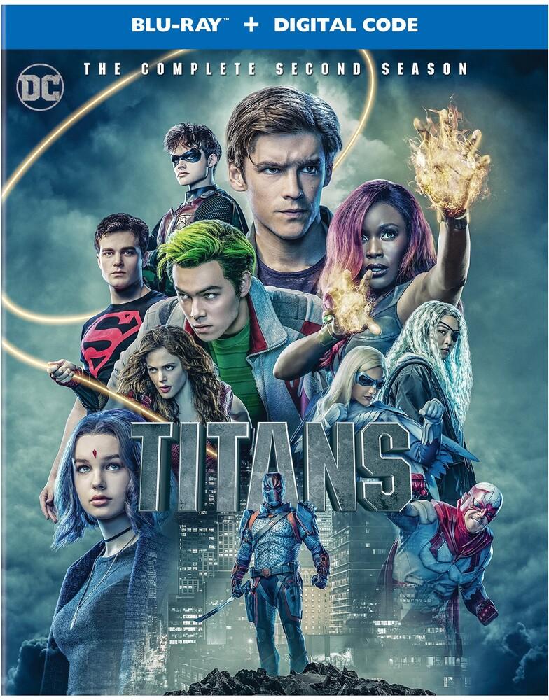 - Titans: The Complete Second Season
