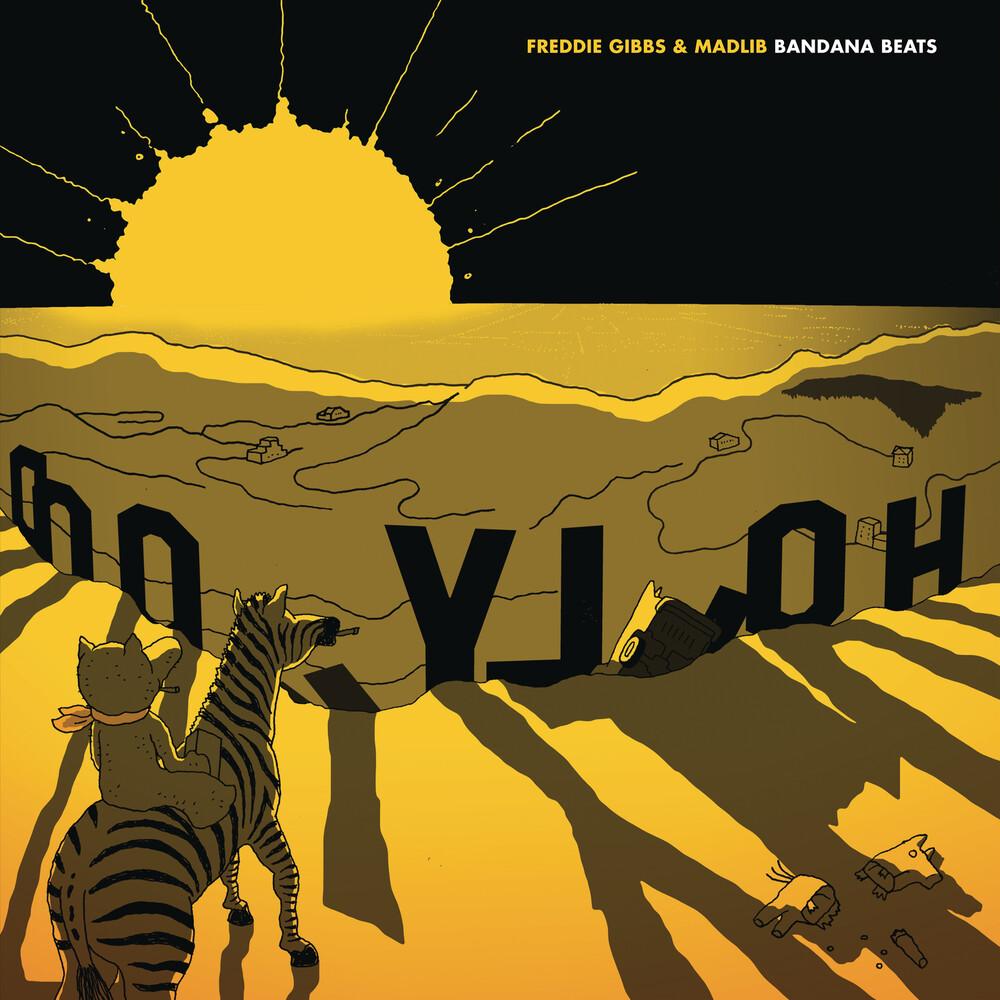 Freddie Gibbs & Madlib - Bandana Beats (Instrumental) [LP]