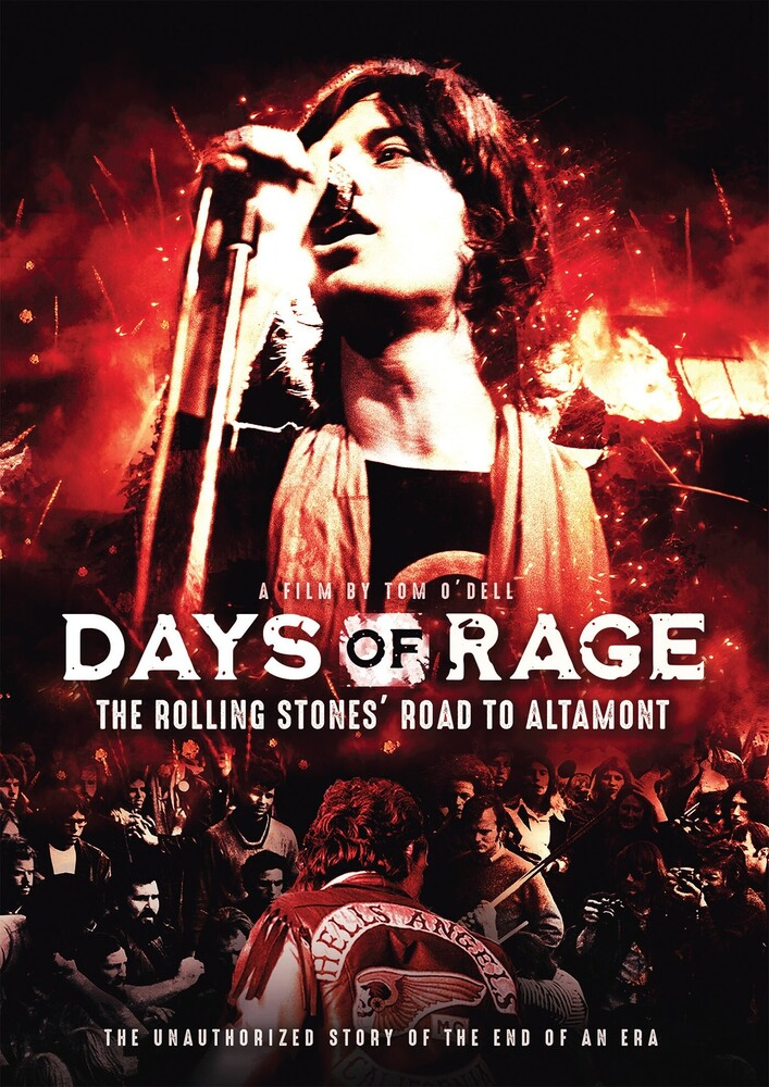 - Days Of Rage: Road To Altamont