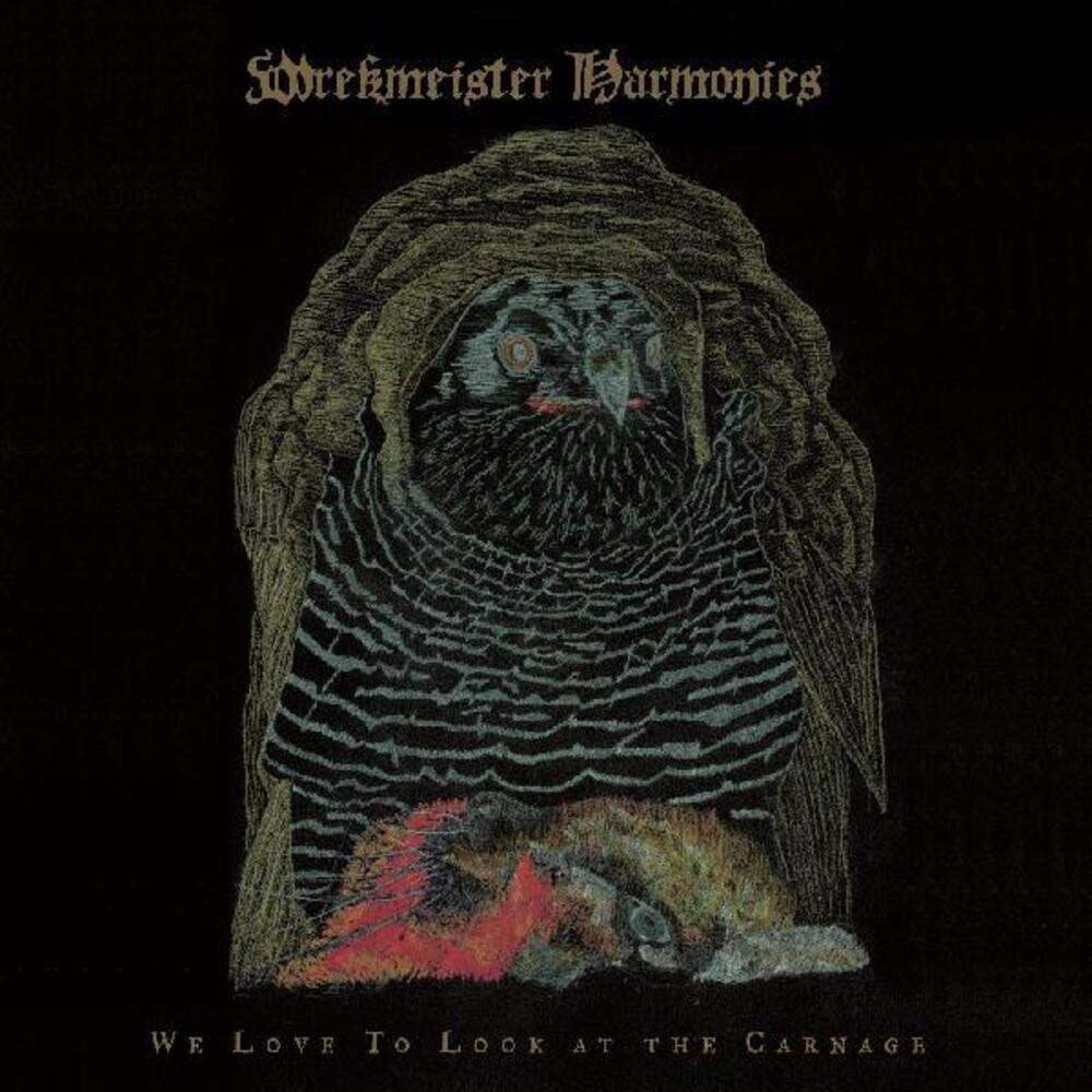 Wrekmeister Harmonies - We Love To Look At The Carnage [Colored Vinyl]