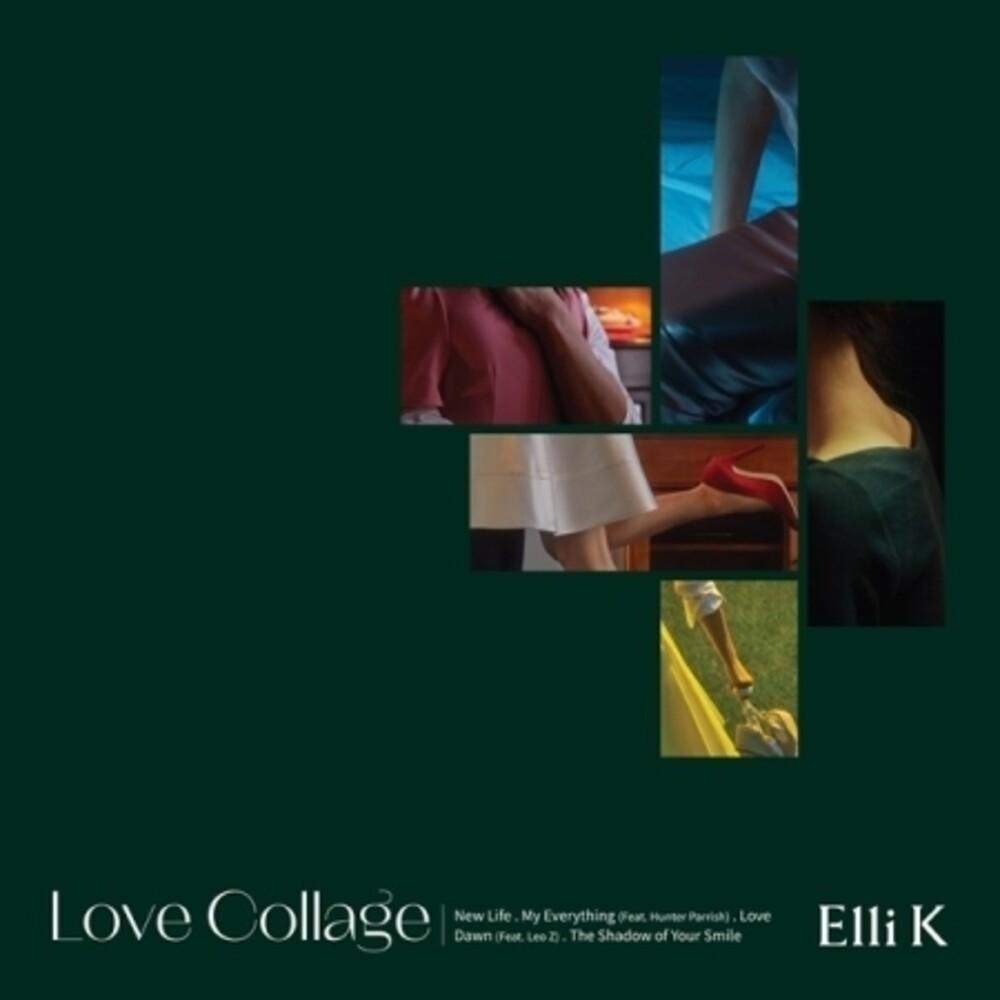 Elli K - Love Collage (Ep) (Asia)