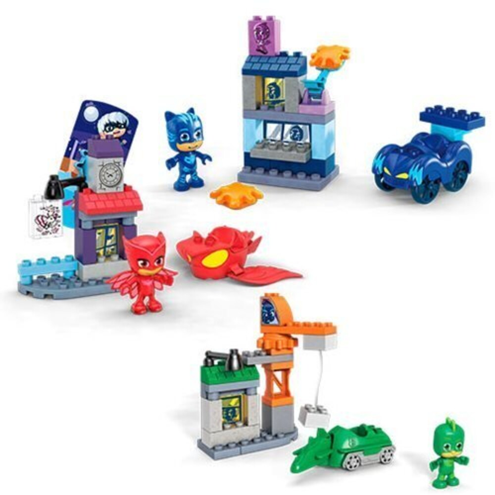 Mega Bloks - MEGA Brands - MEGA Bloks Pj Masks Hero Vehicle Assortment