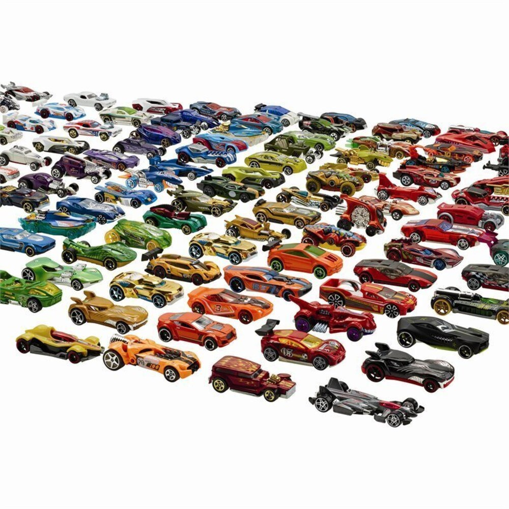 Hot Wheels - Mattel - Hot Wheels Gaming Character Car Assortment
