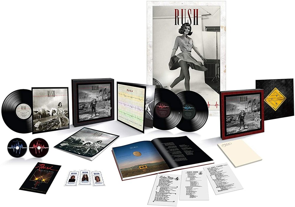 Rush - Permanent Waves: 40th Anniversary [Super Deluxe Edition]