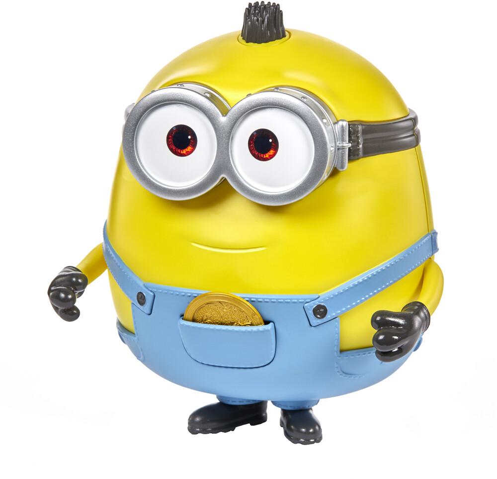 Minions - Mattel - Minions Babble Otto (DreamWorks)