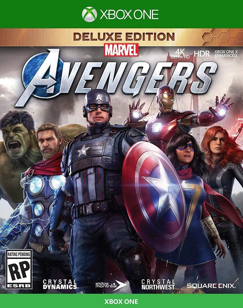 Xb1 Marvel's Avengers Deluxe Edition - Marvel's Avengers Deluxe Edition