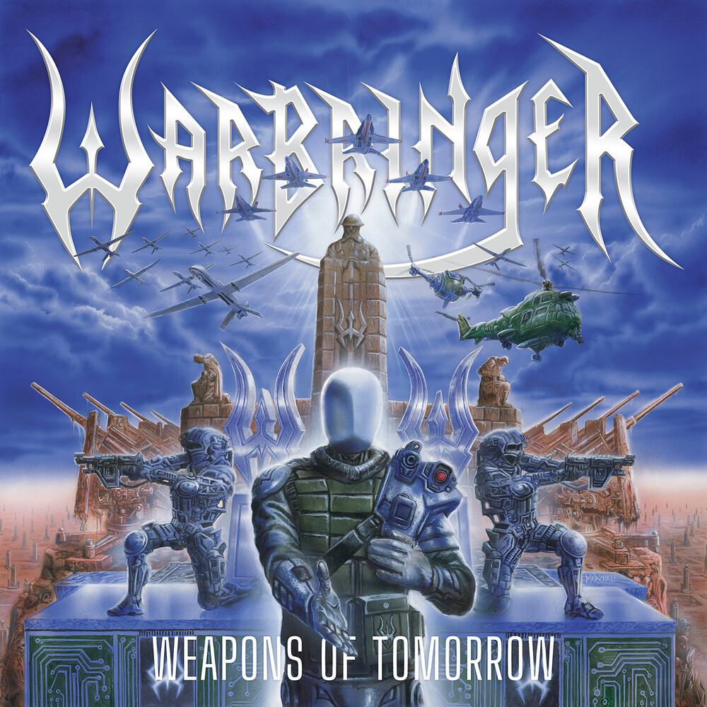 Warbringer - Weapons Of Tomorrow [LP]