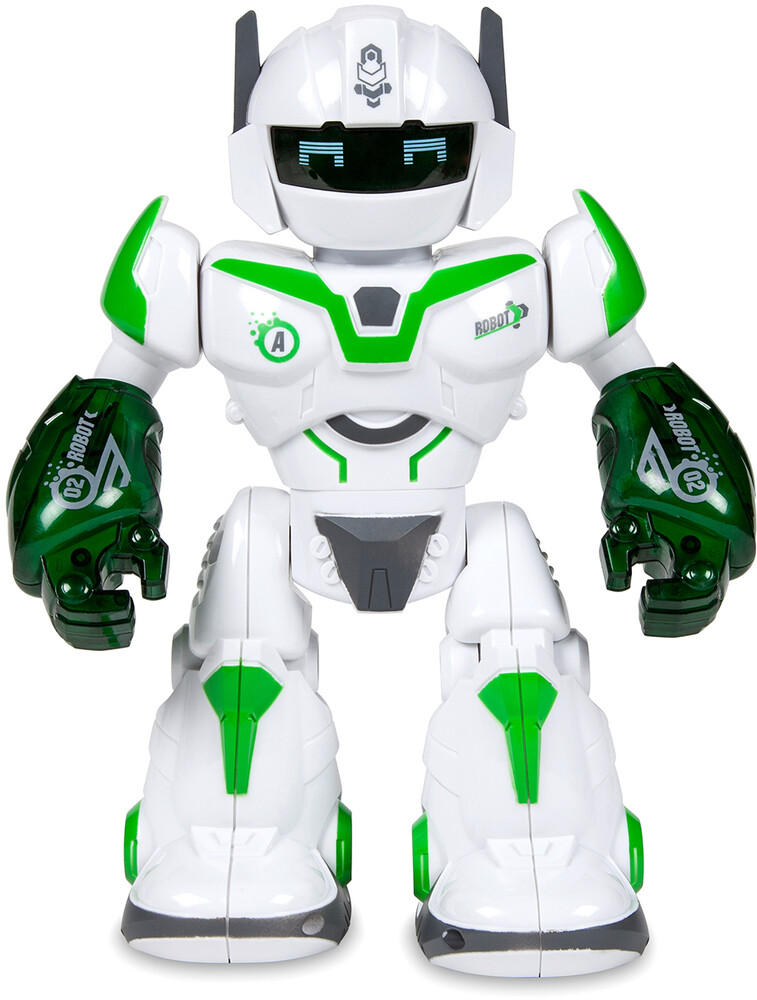 Rc Figures - Smart Bot Auto Function Teaching Robot
