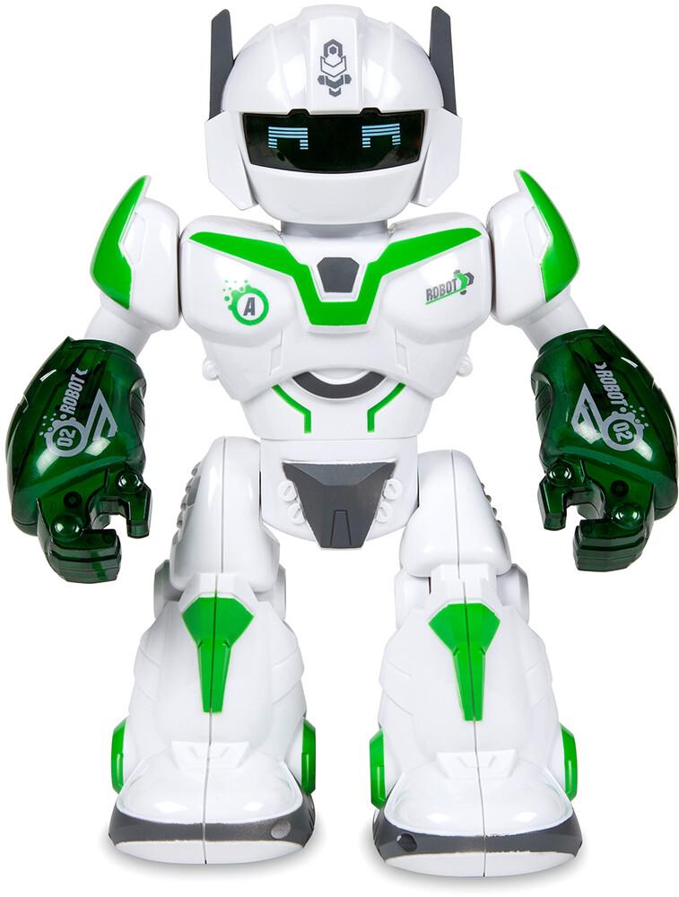 Rc Figures - Smart Bot Auto Function Teaching Robot