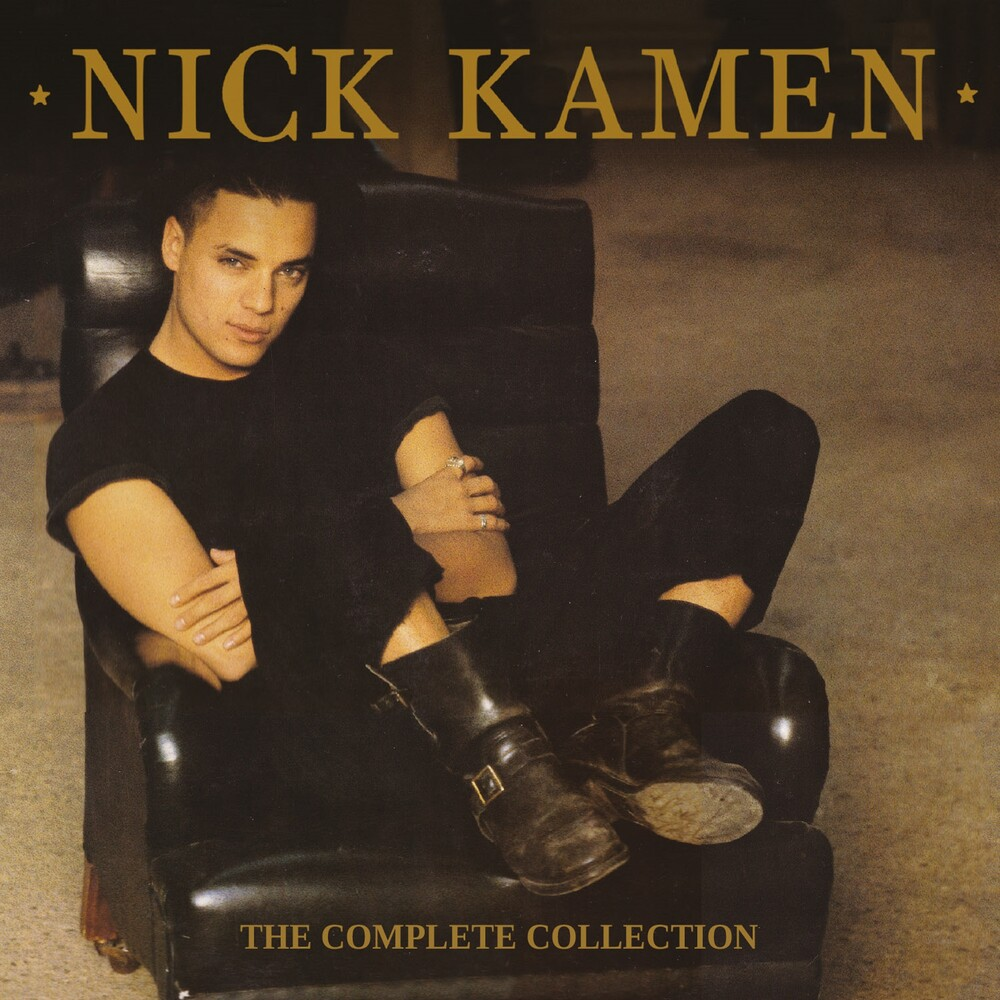 Nick Kamen - Complete Collection (Box) (Uk)