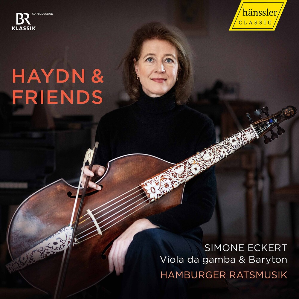 Simone Eckert - Haydn & Friends