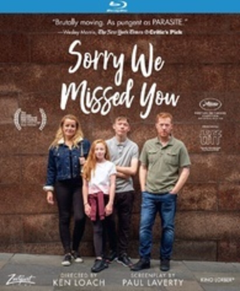 Kris Hitchen - Sorry We Missed You (2019)