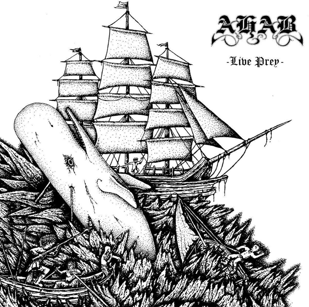 Ahab - Live Prey [Etched 2LP]
