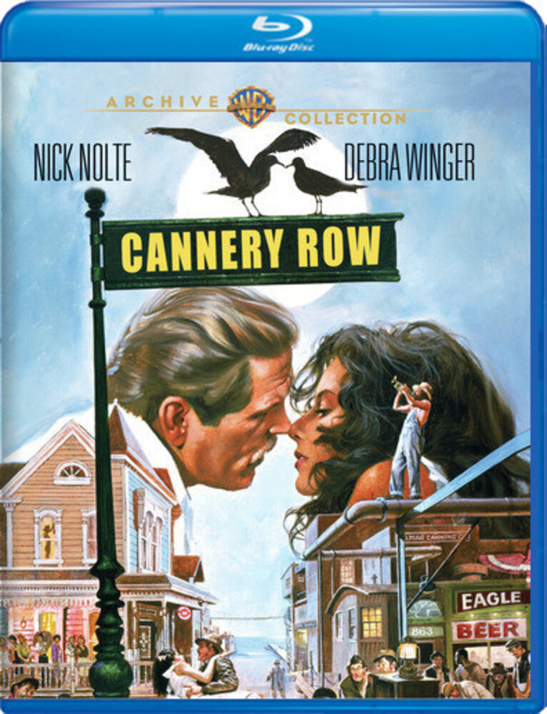 - Cannery Row (1982) / (Full Mod Amar Sub)