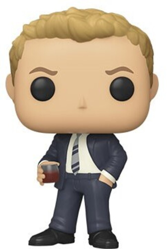 - FUNKO POP! TELEVISION: How I Met Your Mother- Barney in Suit