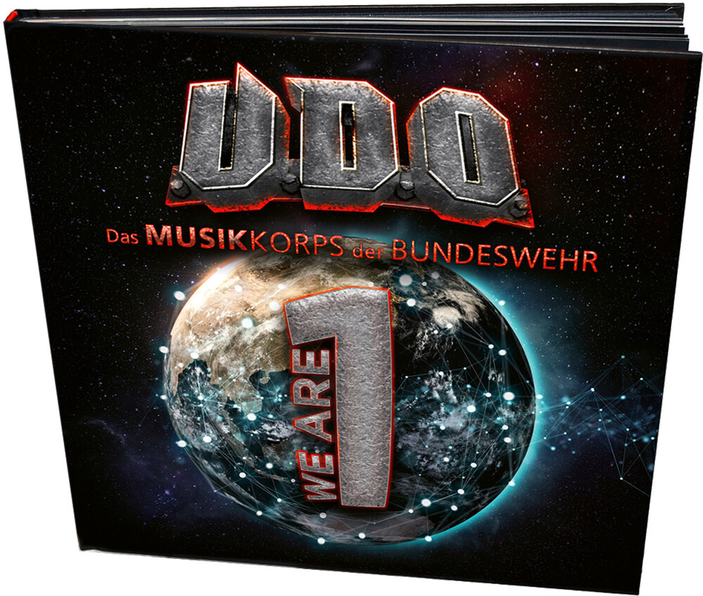 U.D.O. - We Are One [Fanbox CD/Book/Blu-ray]