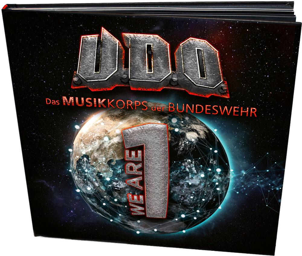 U.D.O. - We Are One [Fanbox CD/Book/Blu-ray]