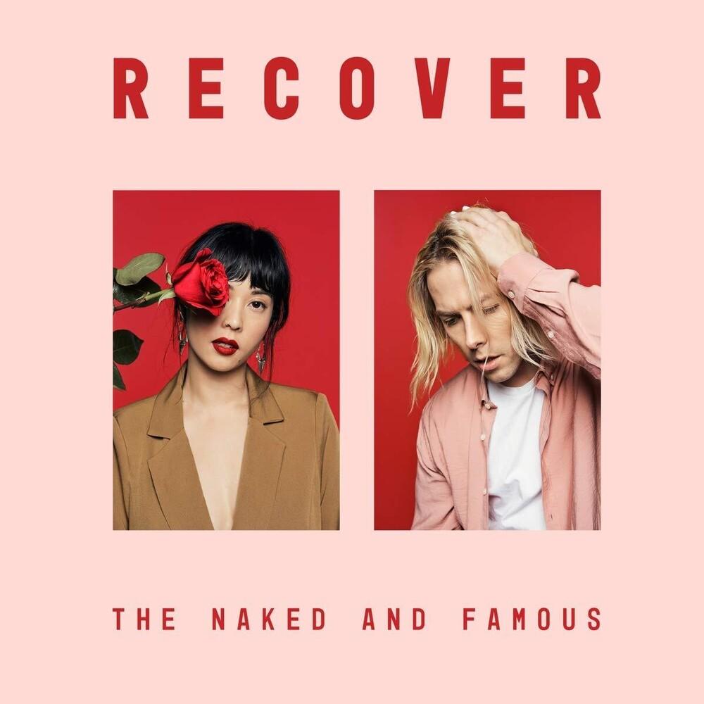 Naked & Famous - Recover (Bonus Track) (Jpn)