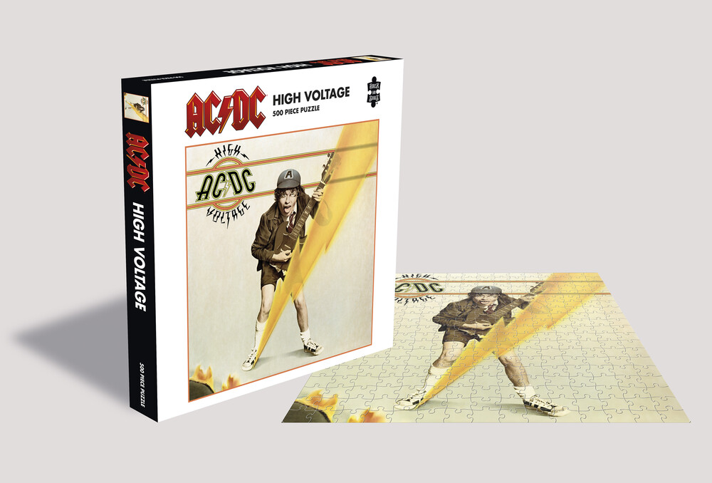 - AC/DC High Voltage (500 Piece Jigsaw Puzzle)