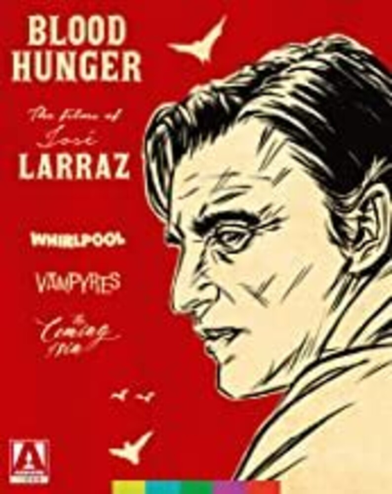 - Blood Hunger: The Films Of Jose Larraz (3pc)