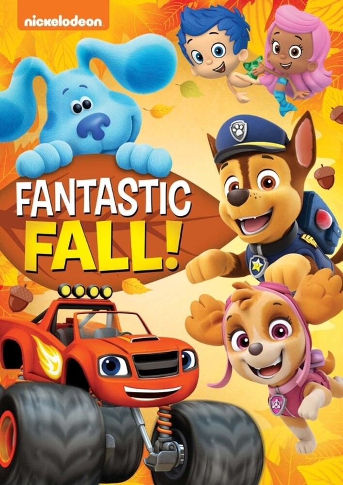 Nick Jr: Fantastic Fall - Nick Jr: Fantastic Fall / (Ac3 Amar Dol Dub Ws)