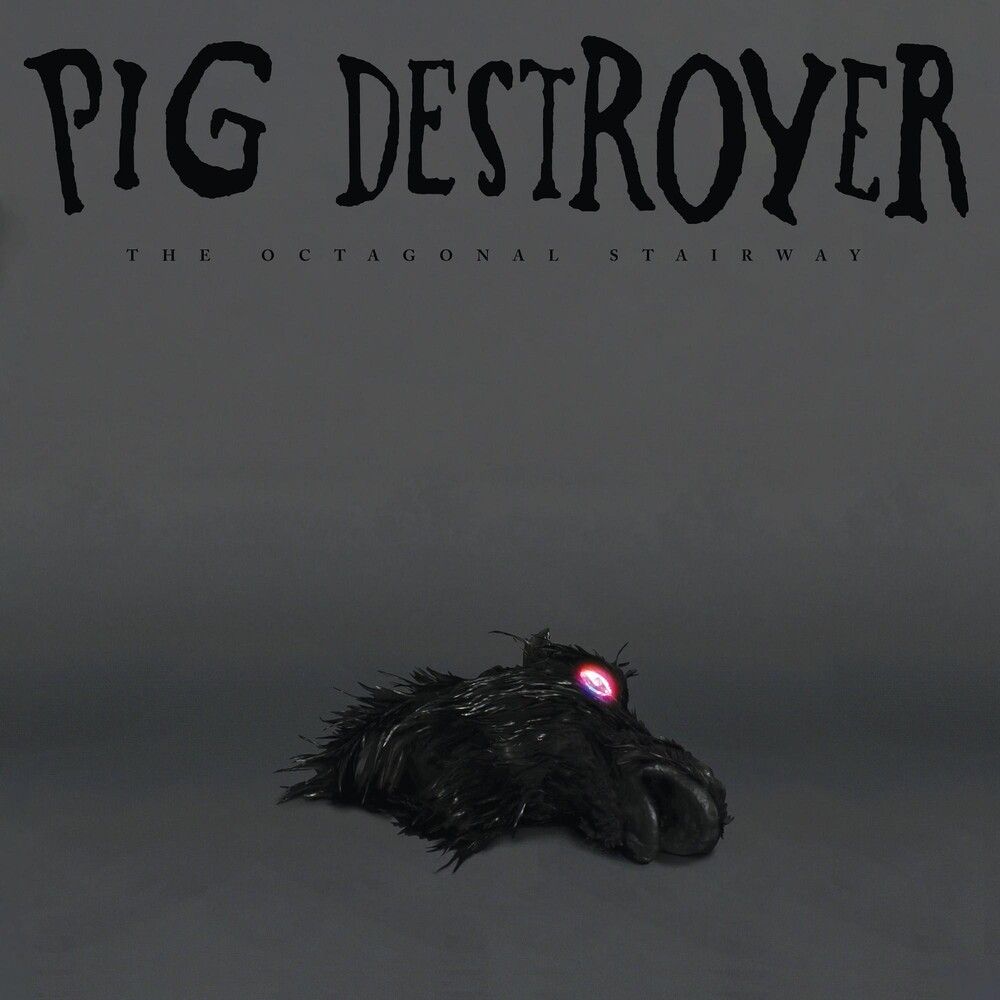 Pig Destroyer - The Octagonal Stairway EP [Color LP]