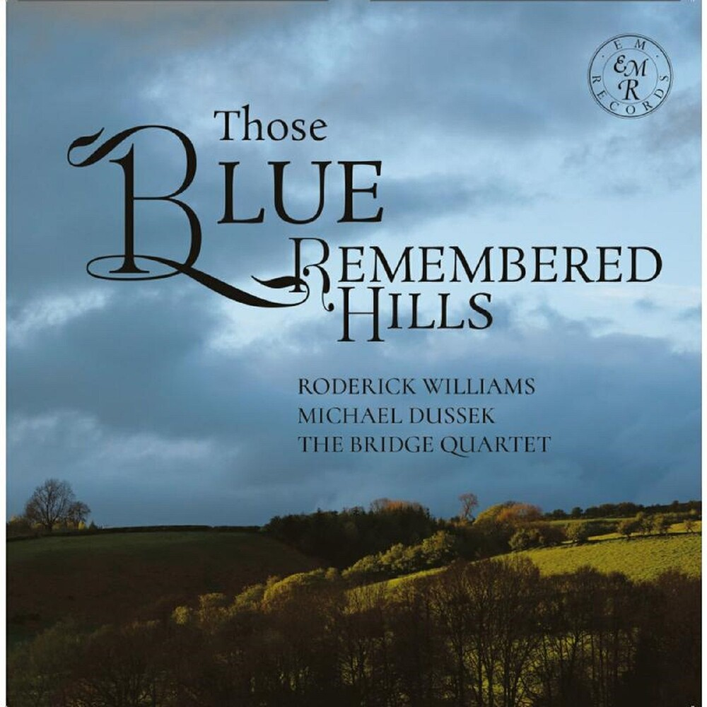 Williams Roderick / Dussek,Michael - Those Blue Remembered Hills