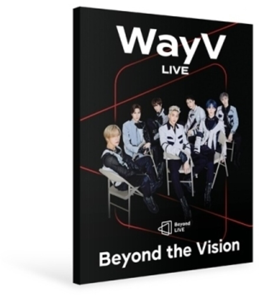 - Beyond Live Brochure Wayv: Beyond The Vision