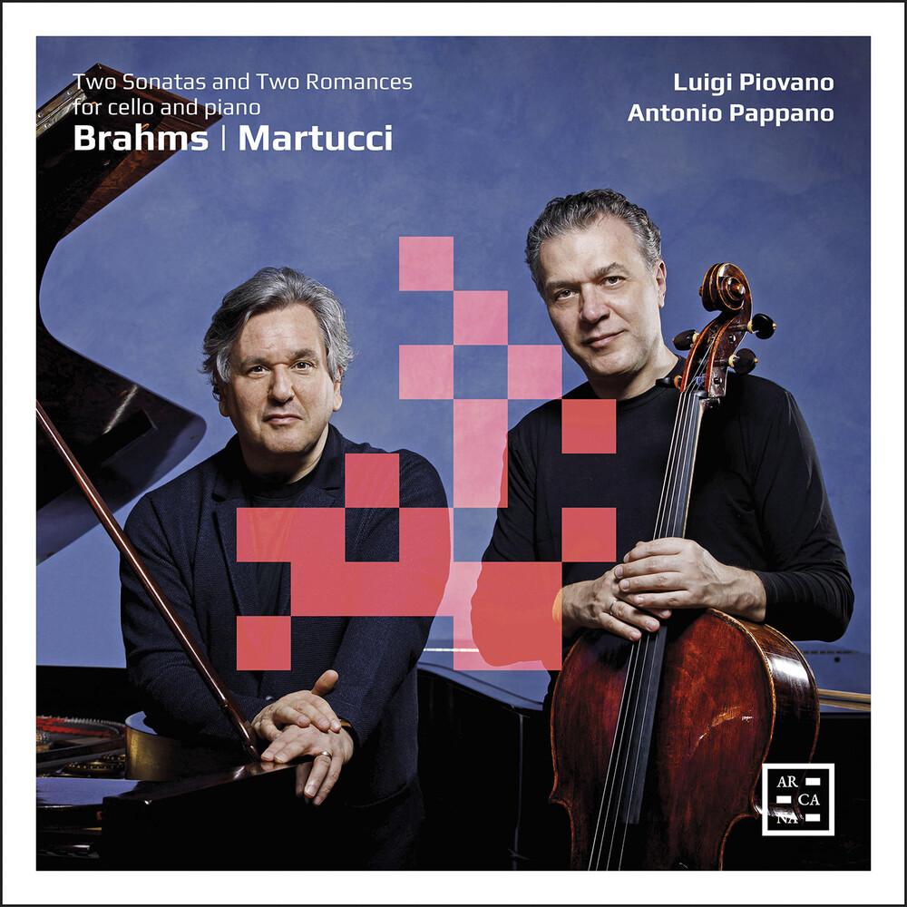 Brahms / Piovano / Pappano - Two Sonatas & Two Romances