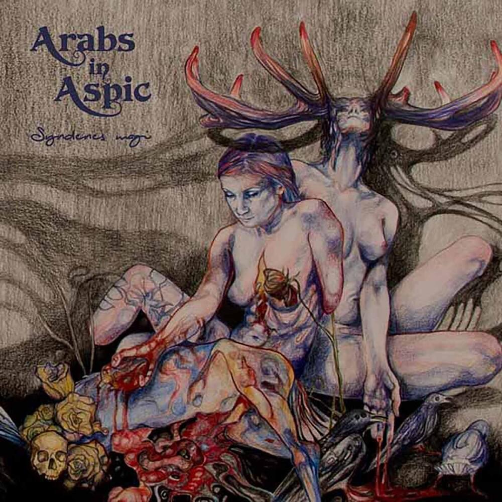 Arabs In Aspic - Syndenes Magi (Black Clouds) (Colv) (Uk)