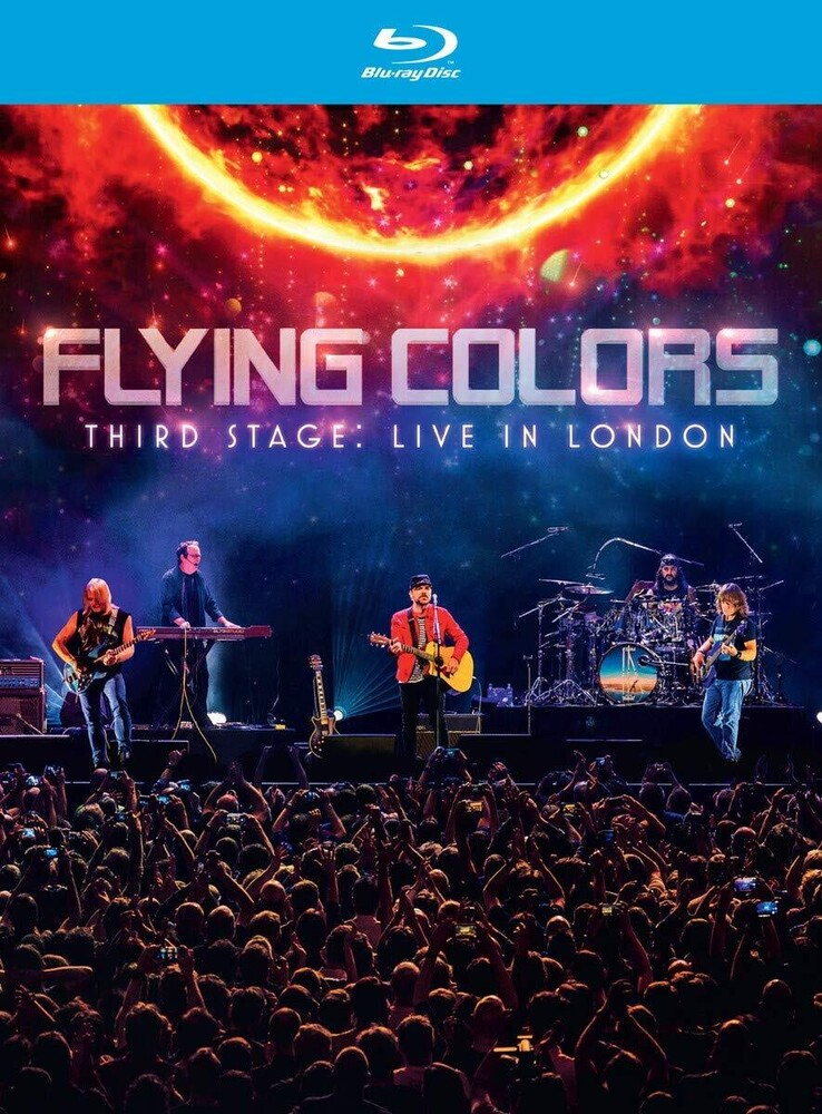 - Third Stage: Live In London