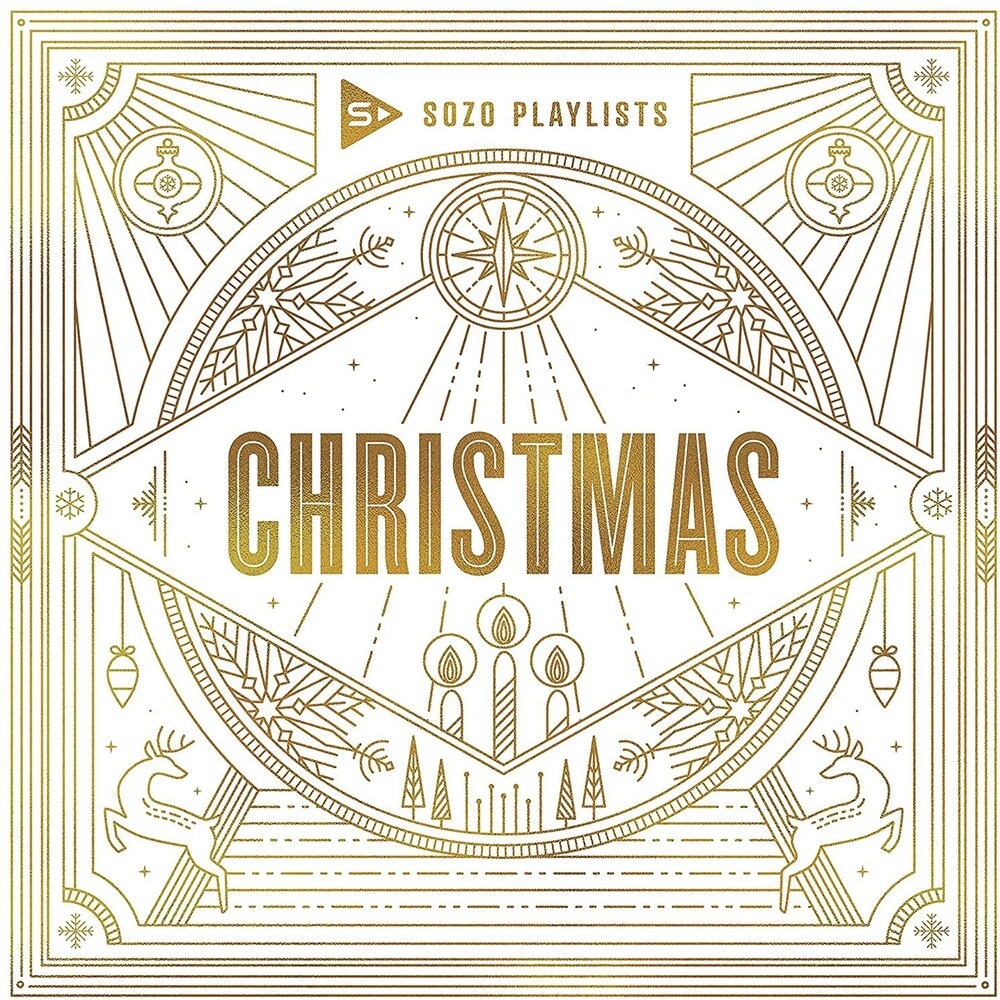 Sozo Playlists Christmas / Various - Sozo Playlists: Christmas / Various