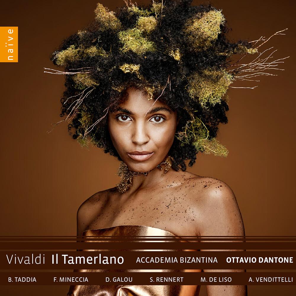 Vivaldi - Il Tamerlano (3pk)