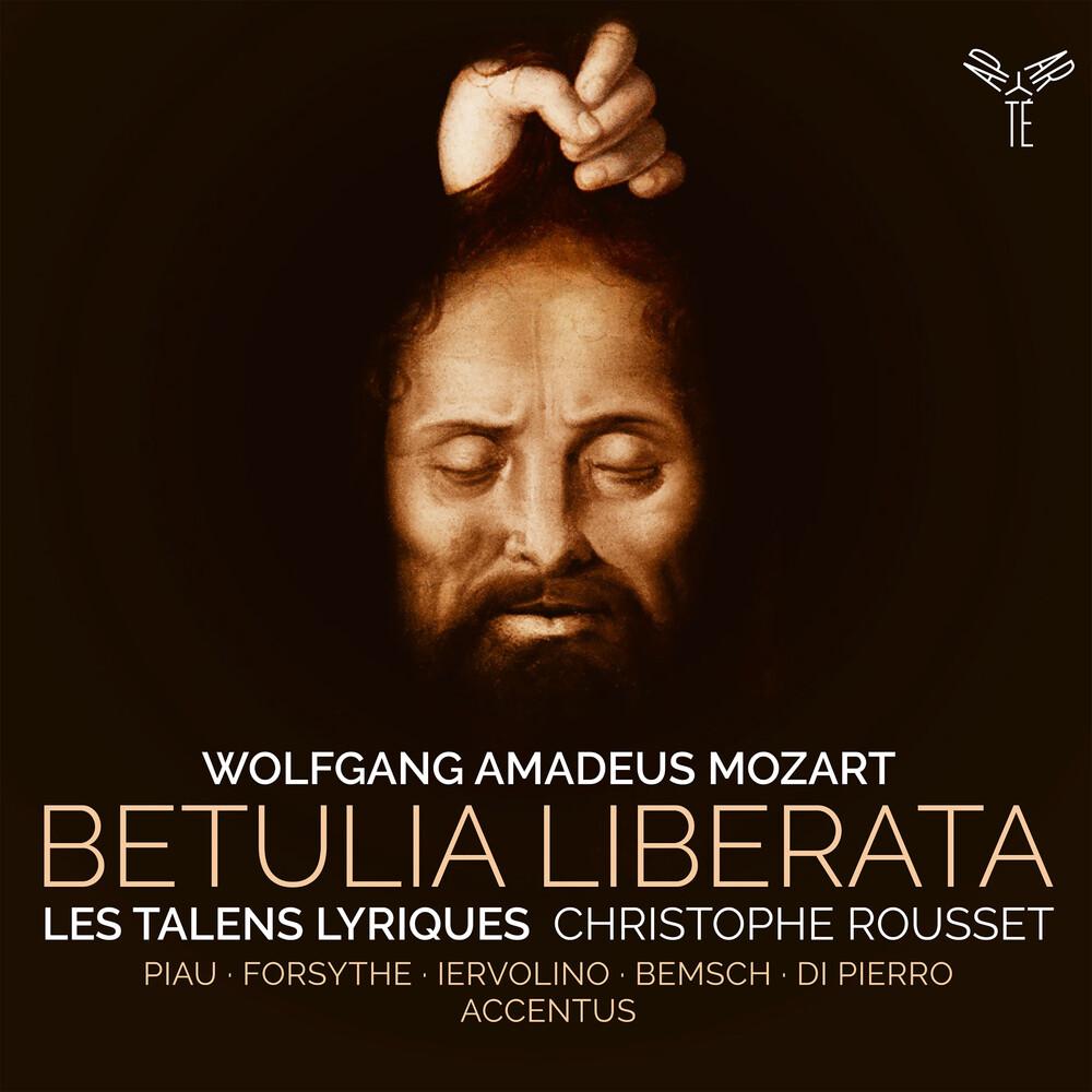 Les Talens Lyriques / Christophe Rousset - Mozart: Betulia Liberata