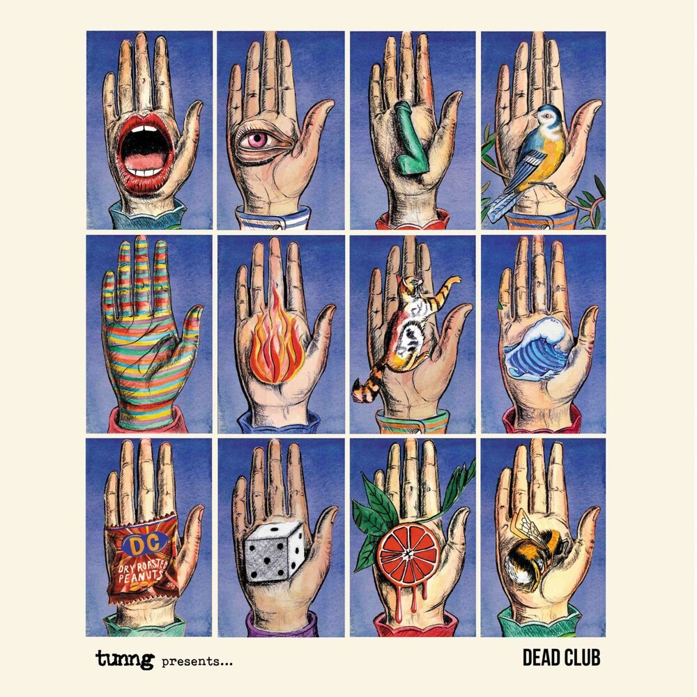 Tunng - Tunng presents…DEAD CLUB [2LP]