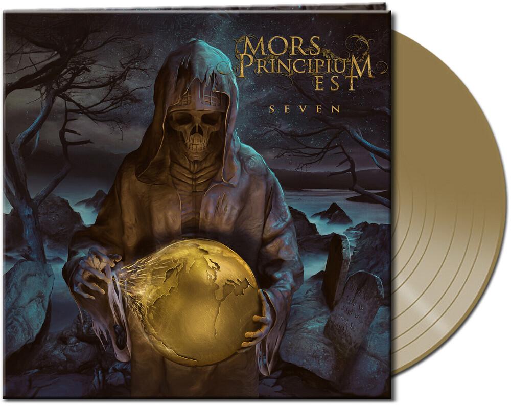 Mors Principium Est - Seven (Gold Vinyl) (Gate) (Gol) [Limited Edition]