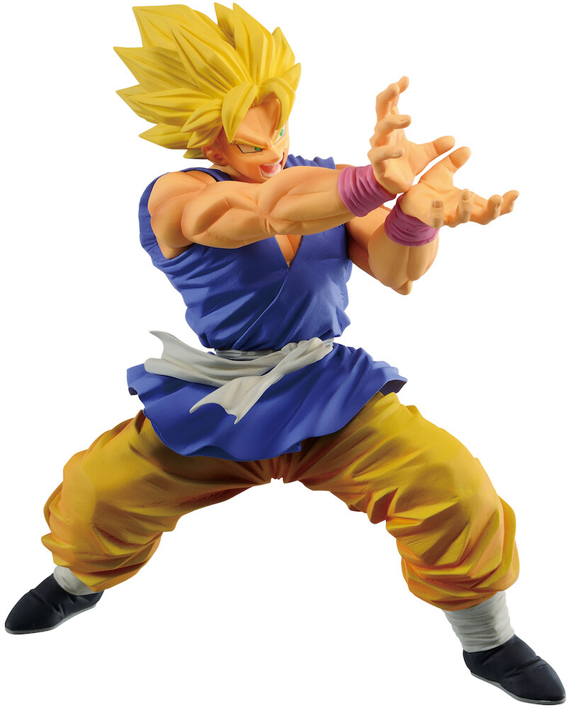 Banpresto - BanPresto - Dragon Ball GT Ultimate Soldiers Super Saiyan Son GokuFigure