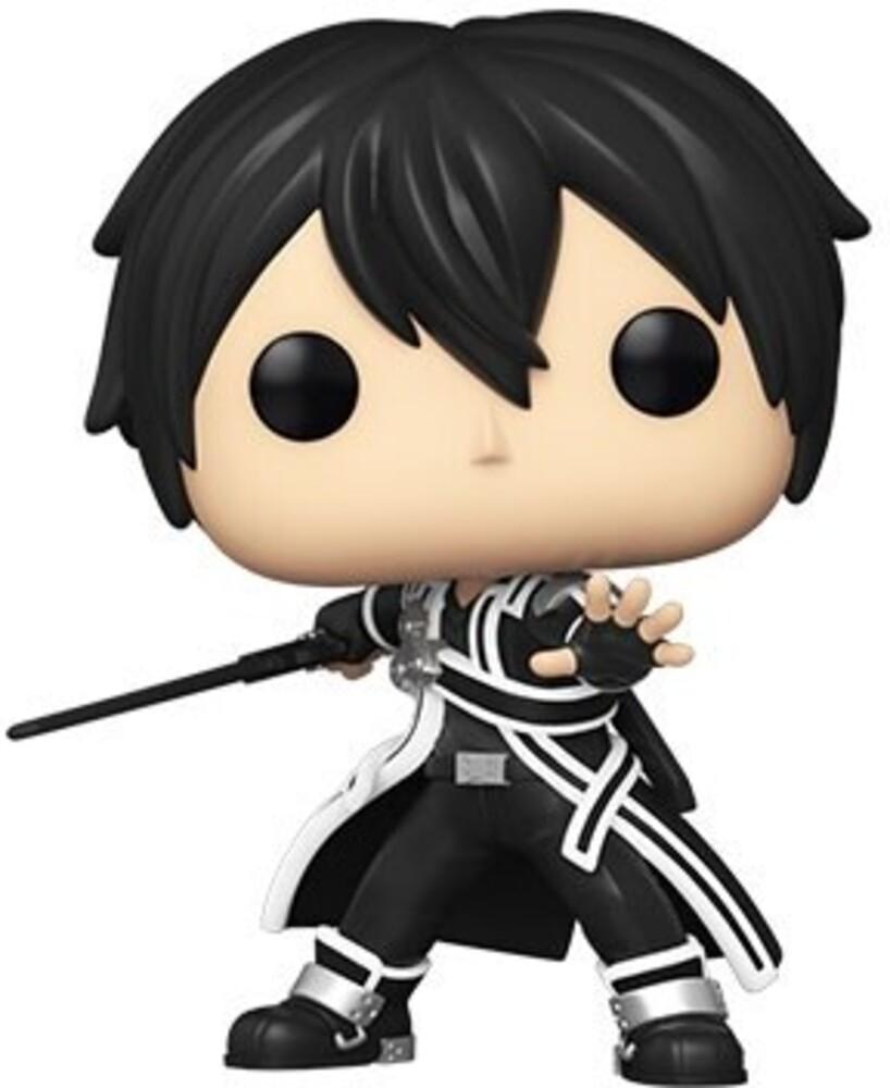 - FUNKO POP! ANIMATION: Sword Art Online- Kirito