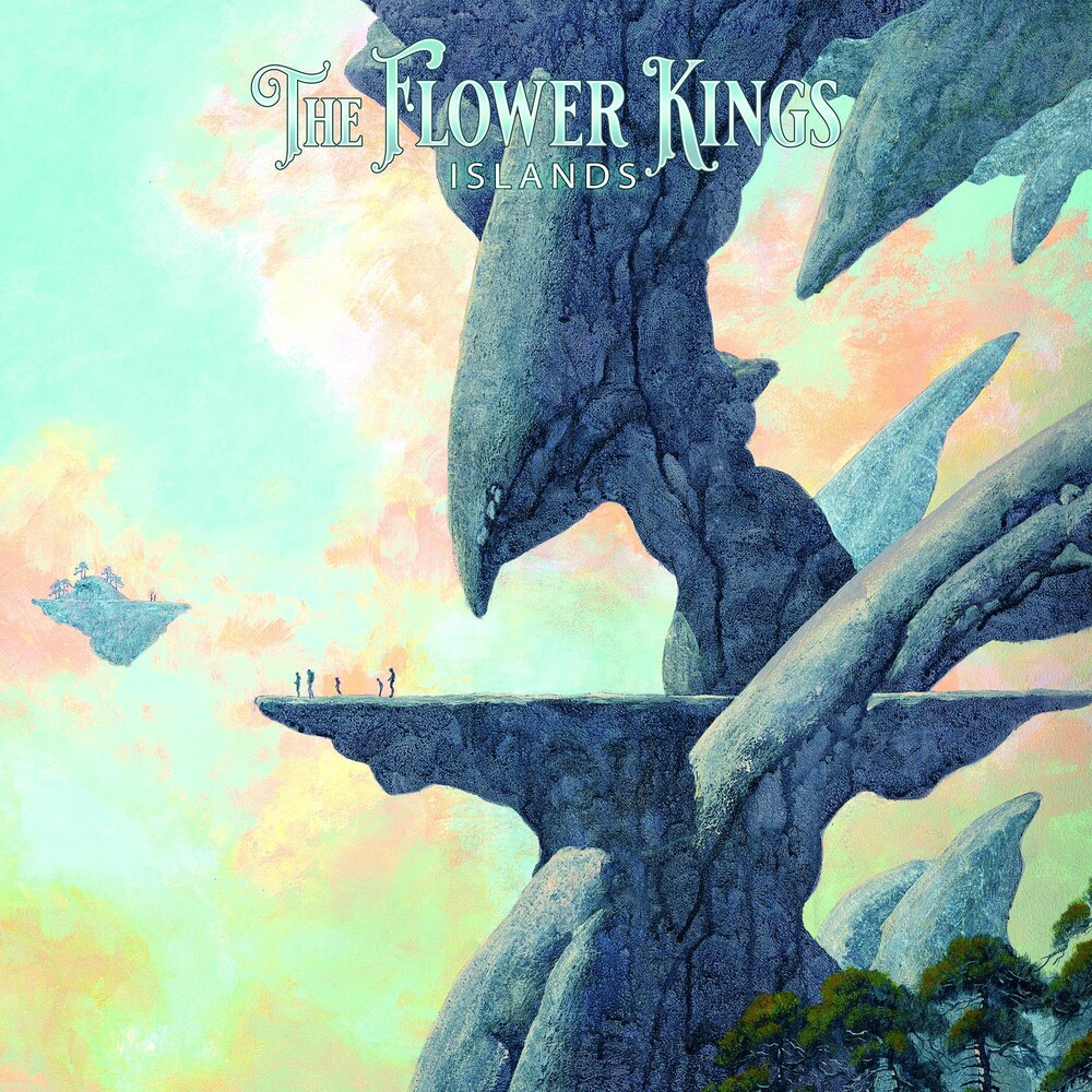 Flower Kings - Islands