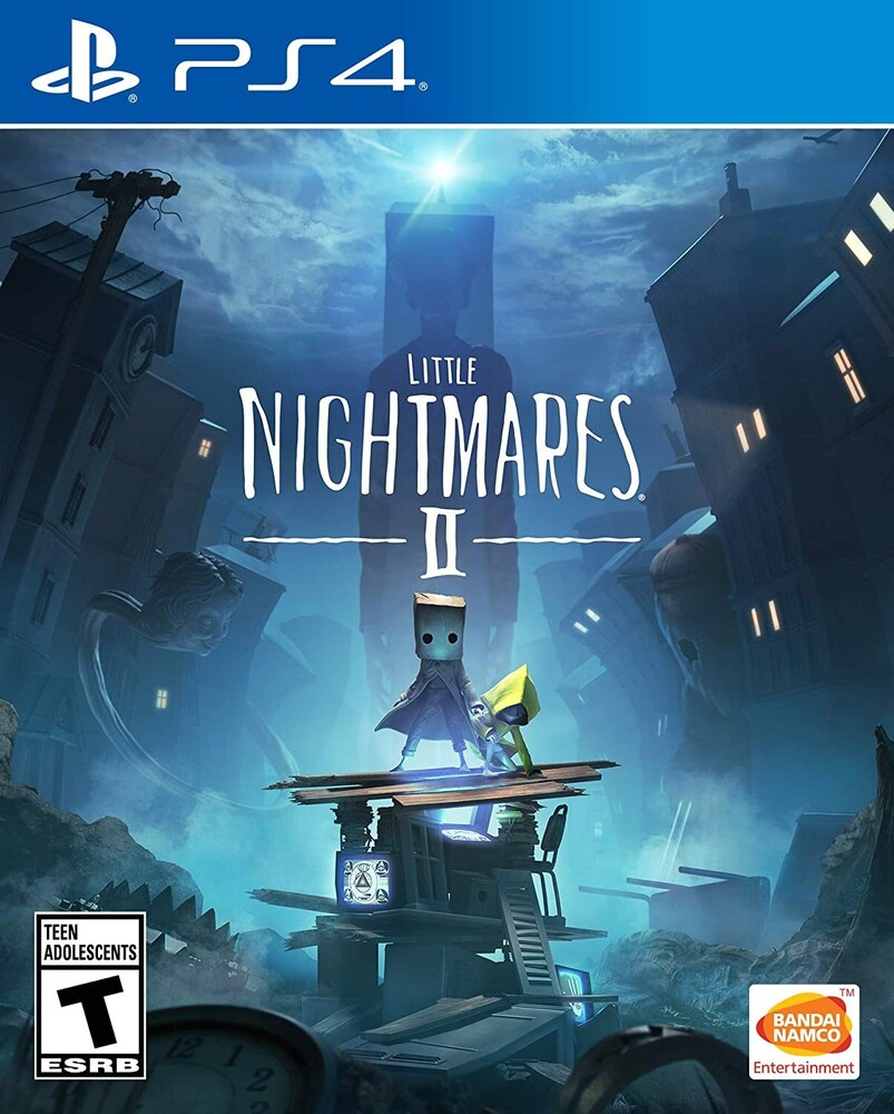 Ps4 Little Nightmares II - Little Nightmares II for PlayStation 4