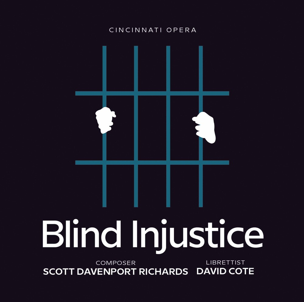 Richards / Cincinnati Opera - Blind Injustice