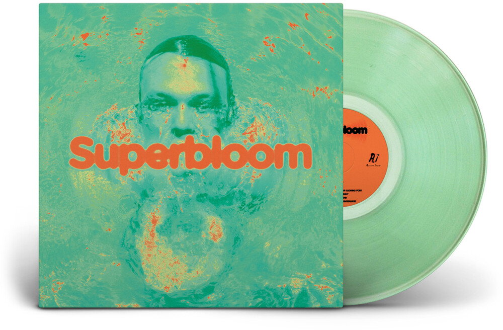 Ashton Irwin - Superbloom [Coke Bottle Clear LP]