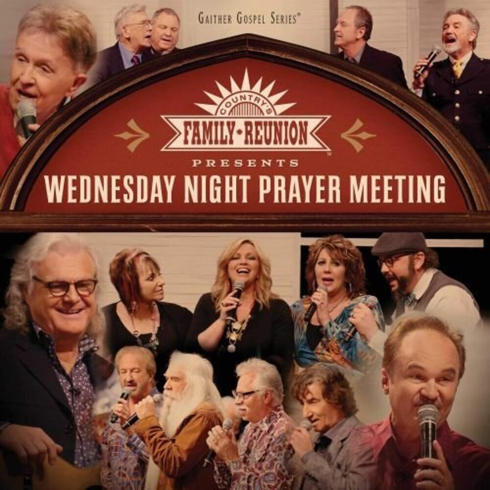 Country Family Reunion: Wednesday Night / Various - Country Family Reunion: Wednesday Night / Various
