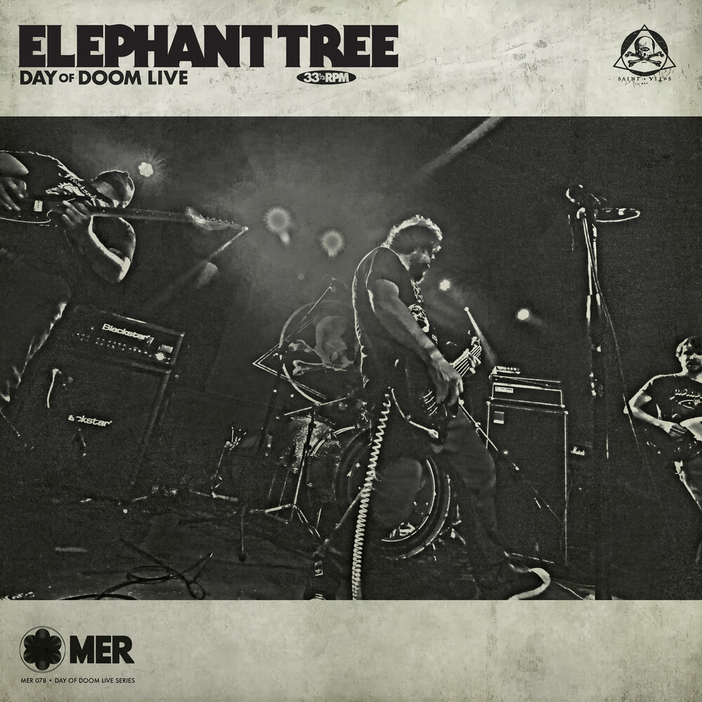Elephant Tree - Day Of Doom Live [Digipak]