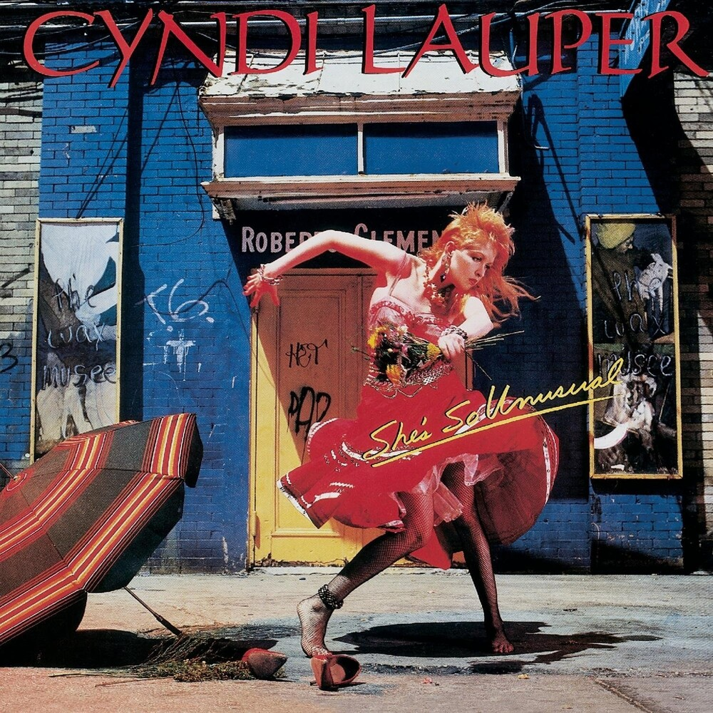 Cyndi Lauper - She's So Unusual (Spa)