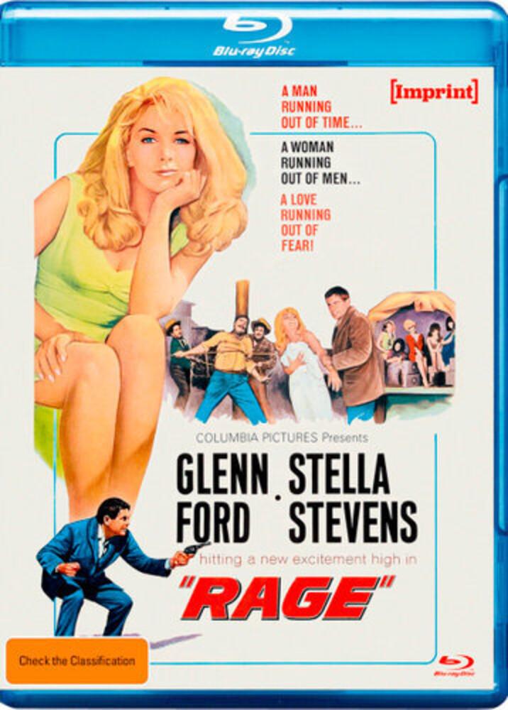 Rage - Rage / (Aus)