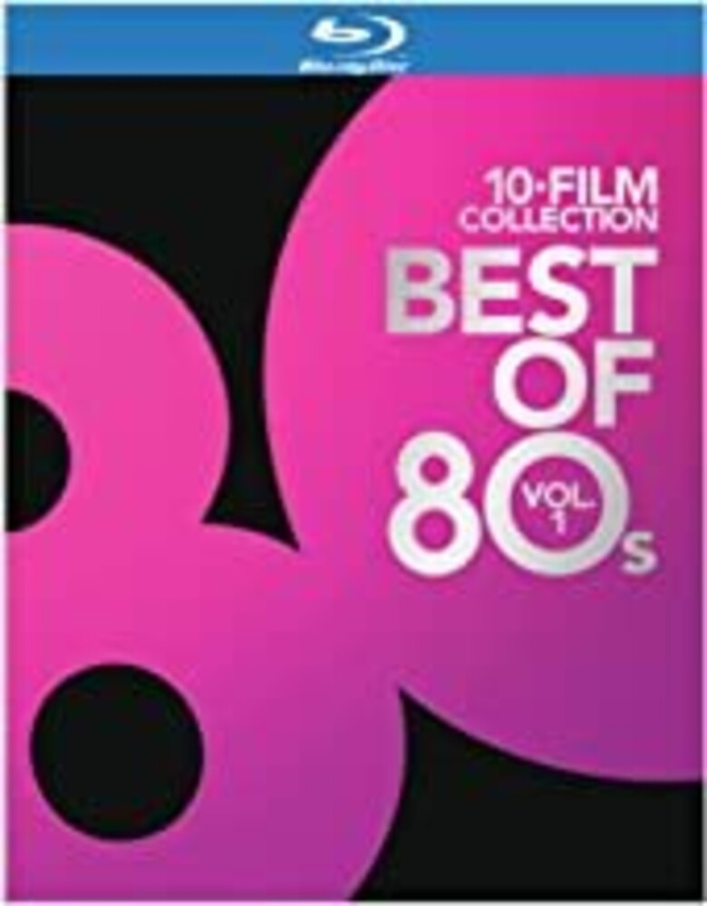 Best of 80s 10-Film Collection 1 - Best Of 80s 10-Film Collection, Vol. 1