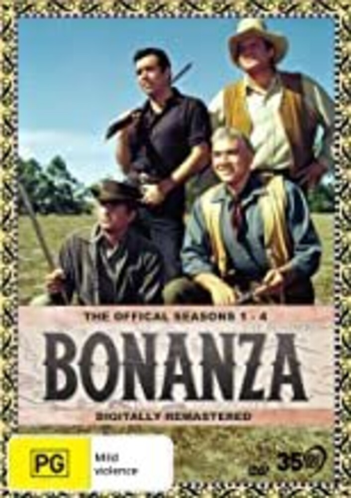 Bonanza: Seasons 1-4 - Bonanza: Seasons 1-4 / (Aus Ntr0)