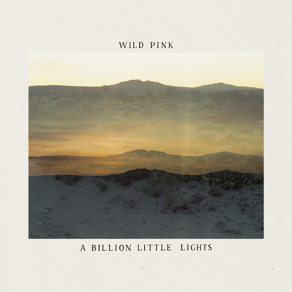 Wild Pink - A Billion Little Lights [Light Blue LP]
